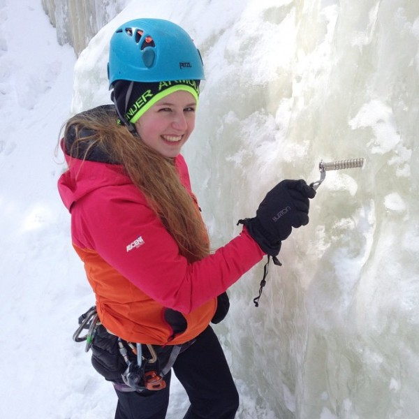Intermediate Ice Climbing & Anchors