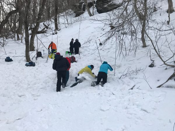 AIARE Avalanche Rescue