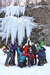 Sunday's Women's Ice Clinic with Lindsay Fixmer