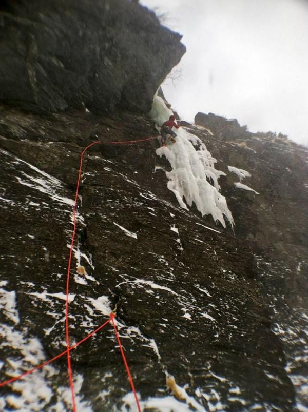 Climb a Mixed Route